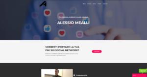Alessiomealli.com